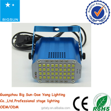 unique design,protable led strobe lights,disco lighting,36pcs led stage light 20w