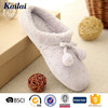 top quality indoor lady winter slipper shoe