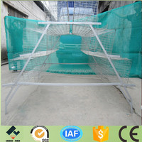 Battery layer chicken cage for poultry cage