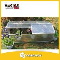 Professional service window FFU aluminium profile for greenhouse