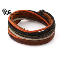 Best Quality Best Sell Price Leather Bracelet 2014 Popular Sell Bracelet For Man Wholesale Alibaba