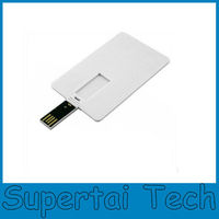 Hot selling promotional gift business card usb pen drive 8gb with logo print