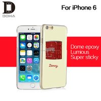 hot selling funky case 3m free sample hard telephone cover case for iphone 6s