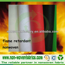 100% PP nonwoven fabric for flame retardant