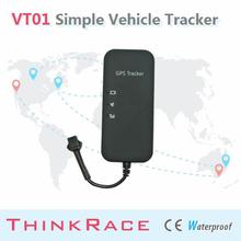 2015 Thinkrace OEM wireless car alarm VT01 With Internal GSM antenna/tracking/car gps
