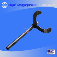 Gearbox Parts DC9J135T-242(241) First Speed Level Shifting Fork for Dongfeng Kinland DFL4251