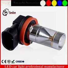 2015 new type on market in china! high power top quality H11 12V 30W led fog car light for buick