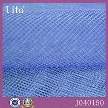 Lita J040150 tricot polyester square net fabric