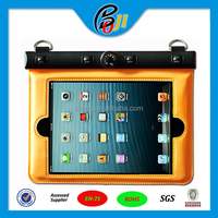 Universal 7.9 inches PVC Waterproof bag pouch for Ipad Tablet PC