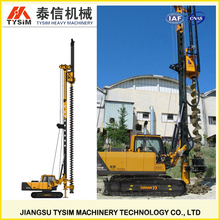 rotary drilling rig, earth drilling machine, KR80M, piling rigs for sale