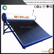 compact home solar systems for water heater(non-pressurized)