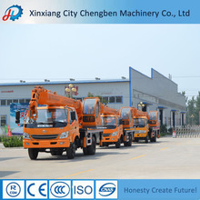 2015 Hot Sales Hydraulic Mobile Cranes for Truck