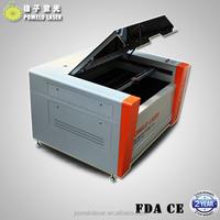Portable Cheap Fabric/Acrylic/Wood/Granite Laser Cutting Engraving Machine