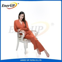 2015New Copper ion implantation Bamboo Cotton women Pajamas