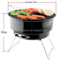 New!!high quanlity stainless steel electric bbq grill with hot pot