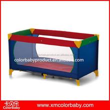 Portable modern baby cribs bedding BP414E
