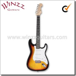 [WINZZ] Custom Made All Solid ST Style Electric Guitar (EGS111)