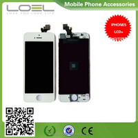 Full Completed LCD Screen Display+Touch Digitizer Screen For iphone 5G/5C/5S