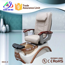 lexor used pedicure spa chair for beauty salon furniture from asian nail supply KM-S815-3