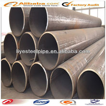 S235JR Q235 LSAW Low alloy black cold formed welded steel pipe