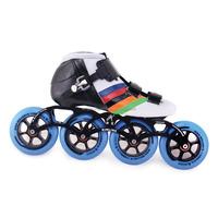 Inline professional Speed roller Skating shoes for sale skates K5