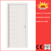 China made low pvc kerala door prices SC-P084