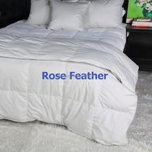 80% White Goose Down Comforter For New Zealand