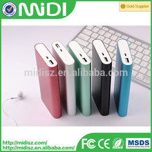 2015 hot sale 20800mah power bank with lower price wholesale