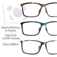 [Yanta] 2015 NEW Korea ElectroPlating Injection Color - ULTEM - OEM Eyewear Glasses Optical Frame
