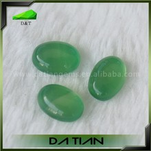 hot sale green cabochon oval natural jade picture