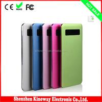 Promotional Gift Shenzhen 4000mAh Advanced Digital Power Bank Hot Selling !!