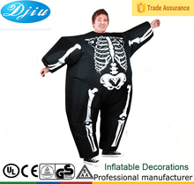 Scheletro dj-co-180 corpo galleggiante gonfiabile modello di scheletro umano in vendita a caldo