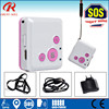 TK16 Mini GPS Kids Tracker with SOS alarm Button/web platform tracking for kids safety
