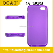 Oem Service Custom Pudding Tpu Cell Phone Case For Iphone 5C