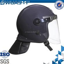 high-density polymer safety helmet