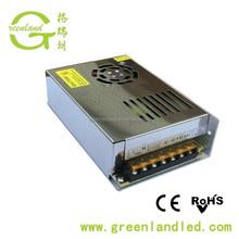 CE ROHS High quality Led strip light 100W power supply driver constant voltage 12v/24v led power supply 24v