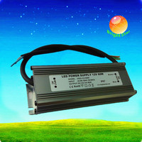 0~100% dimming range triac dimmable led driver 60w 5a led powe supply 12v