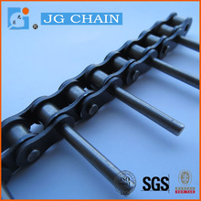 ANSI 40 made in china JG brand 40mn OEM ODM business machines roller chain with extended pin