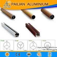 High Quality Sliding Door Rail Track , Aluminium Profle for door rail, sliding door rail track aluminium profile