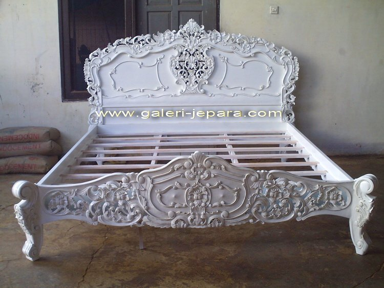 reproduction rococo bedroom white furniture indonesia buy bedroom