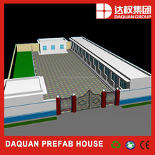 prefab construction team head office