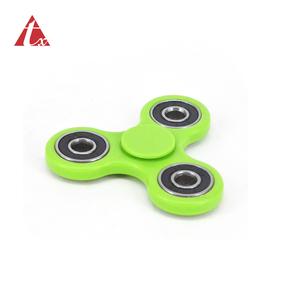 dedo ponta giroscópio giroscópio coloridas piscando dedo gyro mão top spinner Top Anti Stress Brinquedos para o Autismo