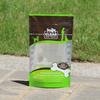 dog treat bag/dog food packaging bag with zipper