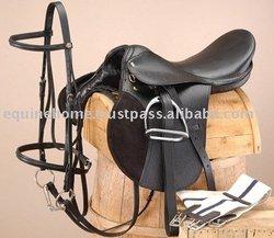 [super deal] Beautiful English Saddle Complete Starter KIT