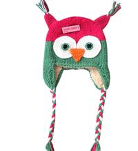 2015 Provide Market Hand Beanie hats Winter Owl Handmade baby funky Knitted Hat baby hat crochet pattern