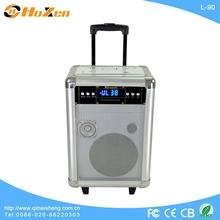 karaoke effect microphone fm karaoke amplifier with subwoofer cinema speaker