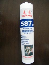 silicone rubber sealant glue