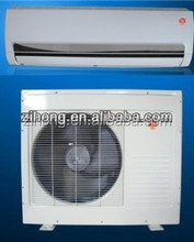 CE certificated 100% solar powered air conditioner,pure solar,AC,solar air conidioner for home using