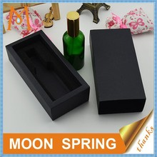Zhejiang moonspring custom cosmetic set package cardboard boxes,essential oil box
