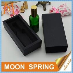 Zhejiang moonspring custom cosmetic set package cardboard boxes,essential oil box
